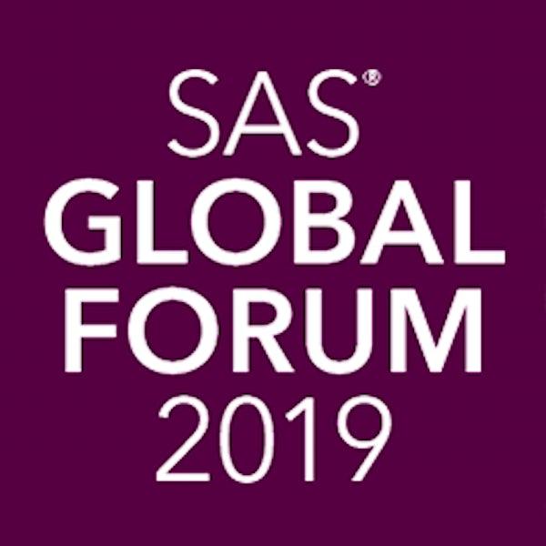 SAS Global Forum 2019 Logo